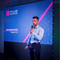 Gianluca Perra - Founder & CEO, MyLab Nutrition Group